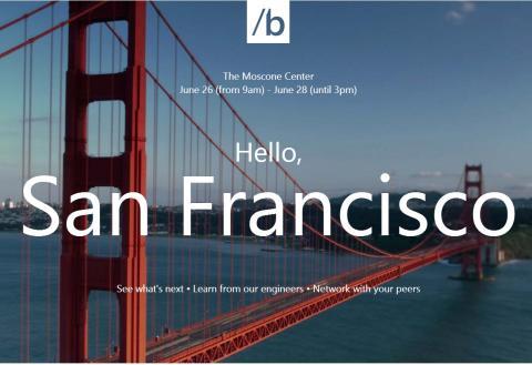 Microsoft Build 2013. Windows 8.1