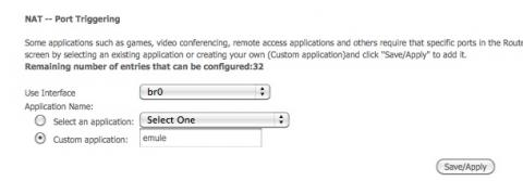 Abre un rango de puertos manualmente en tu router Movistar