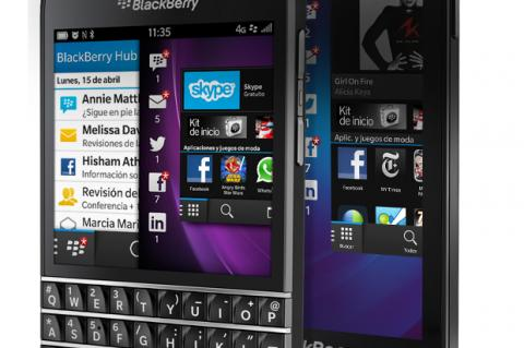 Seguridad aumentada por Blackberry