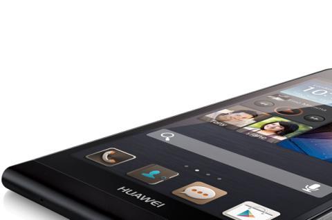El Huawei Ascend P6, en España
