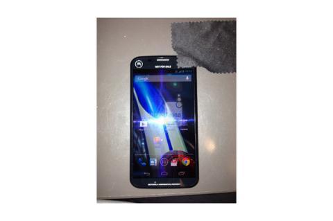 ¿El Motorola X Phone?