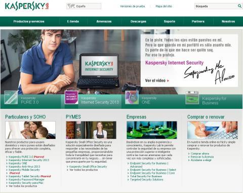 Kaspersky. Fallos de seguridad Facebook