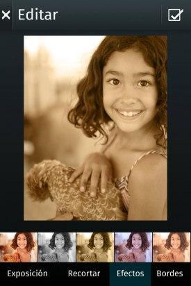 Galería de imágenes en Firefox OS