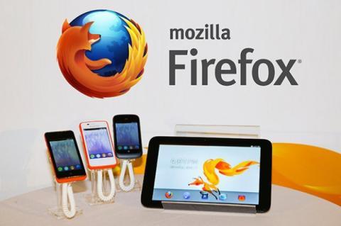 Tablets Firefox pueden venir más pronto de lo que se espera