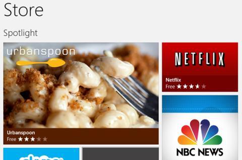 La tienda Microsoft ha alcanzado la cifra de 100.000 apps