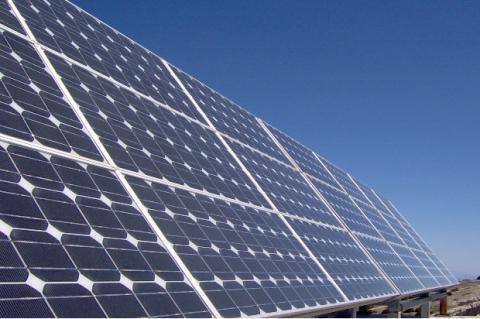 Apple aplica la energía limpia
