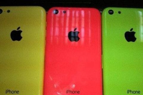¿Son estos los colores del nuevo iPhone de bajo coste?