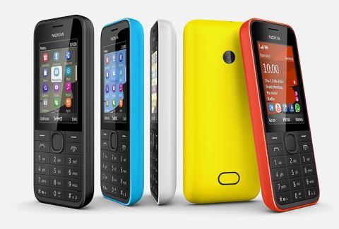 Nokia 207 y 208
