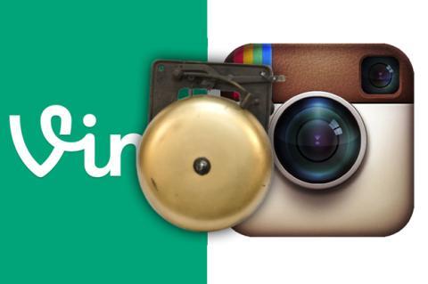 Vine da la pelea a Instagram con nuevas funcionalidades