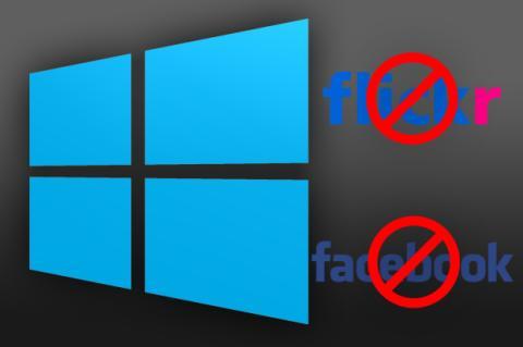 Windows 8.1 no tendrá soporte nativo para fotos de Facebook