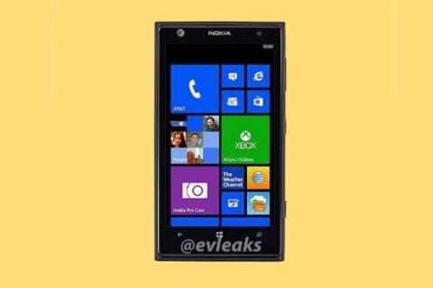 Primera imagen filtrada Nokia Lumia 1020