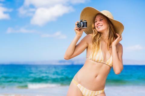 consejos para hacer fotos en tus vacaciones de verano