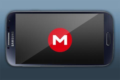 Kim Dotcom anuncia la  app oficial de Mega para Android