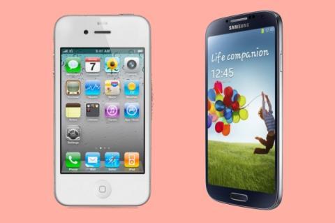 Comparativa de críticas a los principales smartphones