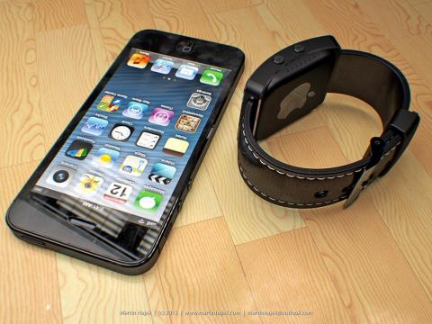 Apple patenta baterías flexibles para un posible iWatch