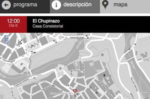 Sigue San Fermín 2013 desde tu iPhone con SanferGuía