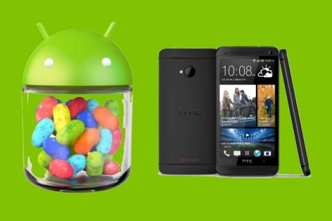 Android 4.2.2 Jelly Bean para HTC One