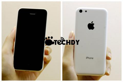 Fotos del supuesto iPhone low-cost, también llamado budget Iphone