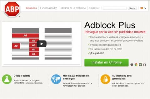 Google contrata a Adblock Plus en PC, y lo prohíbe en Android