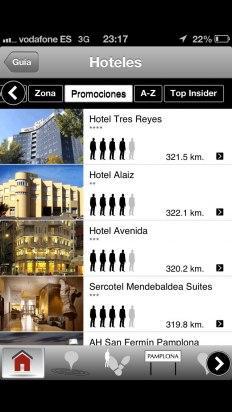 Busca hotel en San Fermín