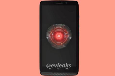 Primera imagen Motorola DROID MAXX