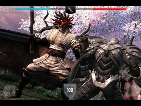 Infinity Blade II, los mejores gráficos en tu iPhone o iPad