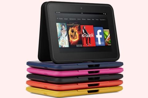 Kindle Fire HD baja de precio en España