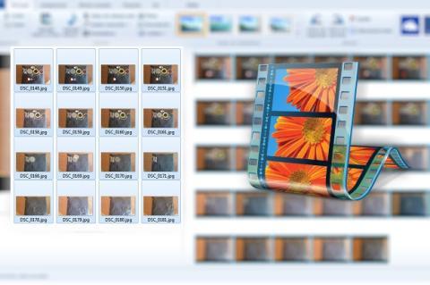 Construye tu propio vídeo stop-motion en Movie Maker