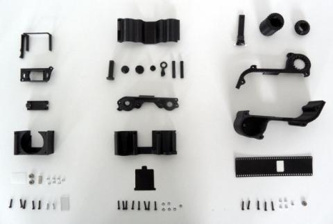 cámara 3D openreflex