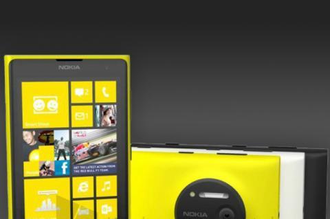 Nokia Lumia 1020: Nuevas imágenes y detalles