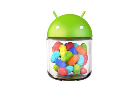 Jelly Bean, la versión de Android más utilizada