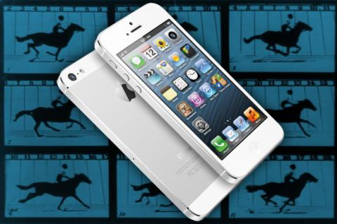 El iPhone 5S podría grabar vídeo en cámara lenta
