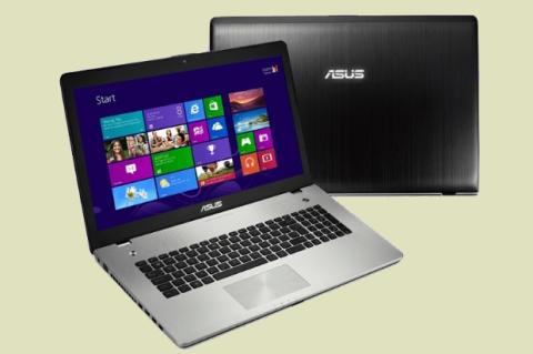 Asus Serie N, nuevos portátles con cuatro altavoces