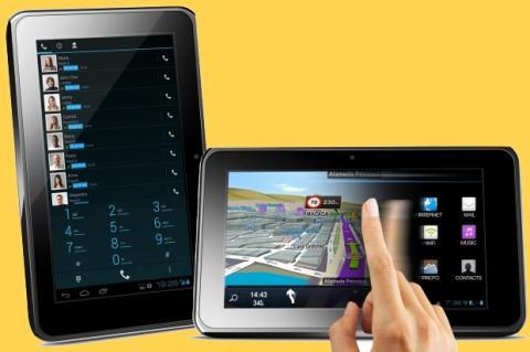 Vexia Navlet 3G, híbrido de smartphone, tablet y GPS