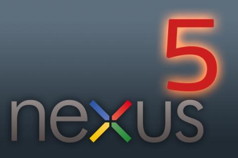 Google Nexus 5 llegaría en octubre, con Android 5.0