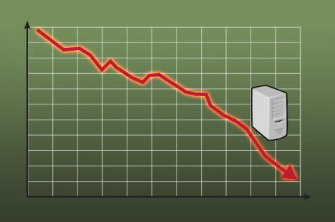 Los ordenadores de escritorio siguen perdiendo mercado