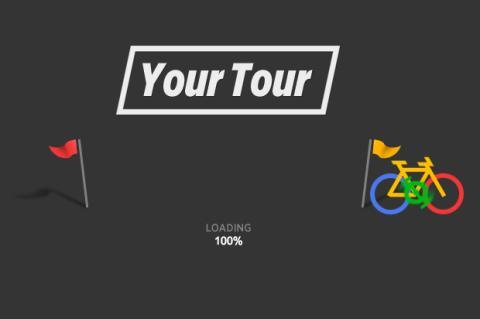 Google te deja vivir el Tour de Francia con Street View