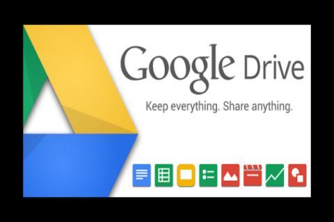 Actualización para Google Drive