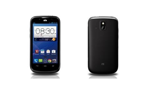 ZTE Overture, el nuevo smartphone con LTE de Aio Wireless
