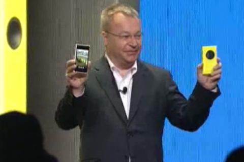 nokia lumia 1020 presentación oficial
