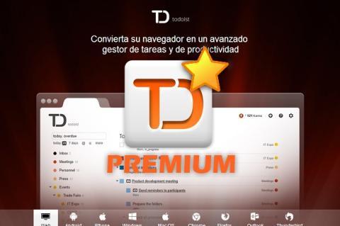 Productividada al máximo con Todoist Premium