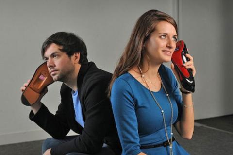 Gadget Curioso: el zapatófono