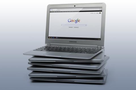 Los Chromebooks de Google se venden más de lo que parece