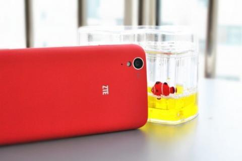 ZTE Geek, el primer smartphone con Tegra 4 de Nvidia