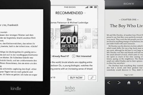 mejores lectores de ebooks