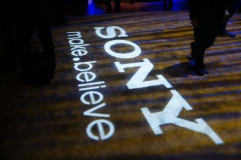 Sony slogan