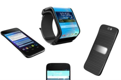 Limbo, el smartphone flexible que se puede usar como reloj