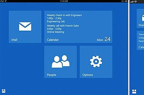 Microsoft libera una versión nativa de Outlook para iOS