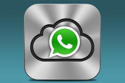 WhatsApp en iOS se actualiza con backup en iCloud, y más