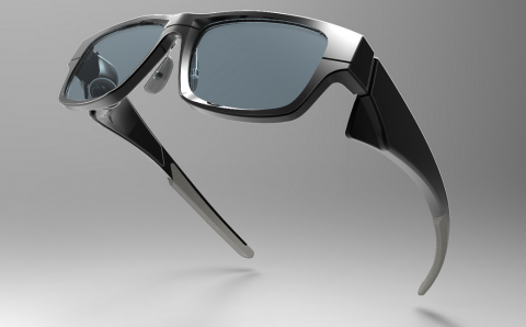 GlassUp, la alternativa económica a Google Glass